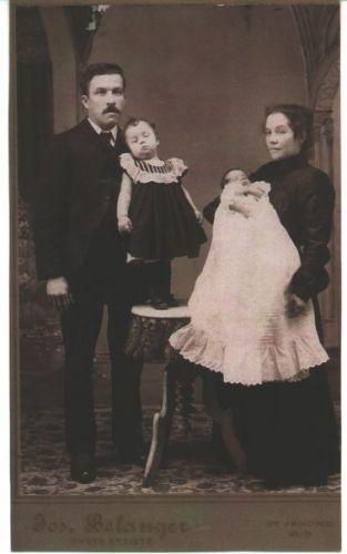 A photo of Joseph Campeau