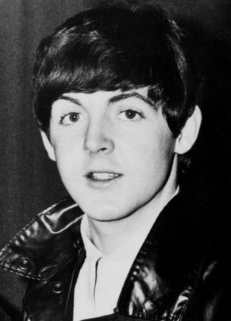 Young Paul McCartney - Childhood