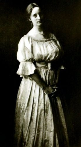 A photo of Ethel Mildred Crow