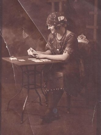 Effie Mae (Fisher) Burnside