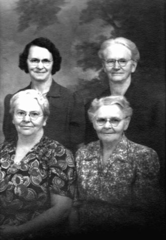 Edith Olive Miller family