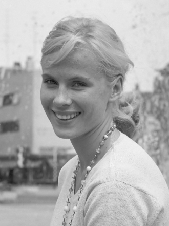 A photo of Bibi Andersson