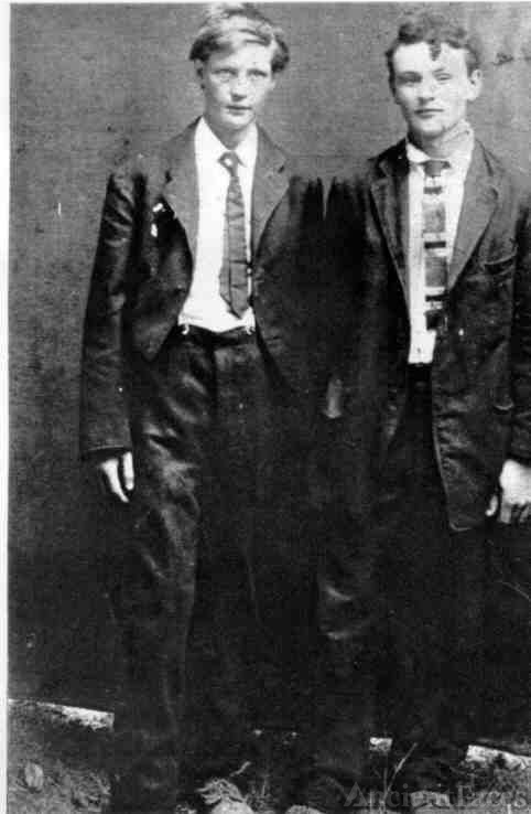 My grandfather David Taylor Foster