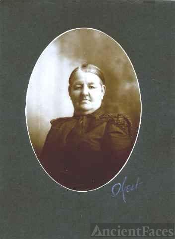 Mary Ann (Greenwood) Clifford, Oregon