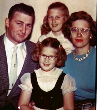 Frank Kroetch Family