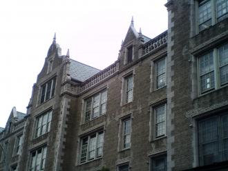 Elizabeth Tierney Fitzpatrick's school