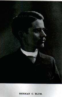 Herman C. Blum, Ohio