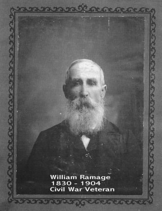 Capt. Ramage 7th New Jersy Volunteers