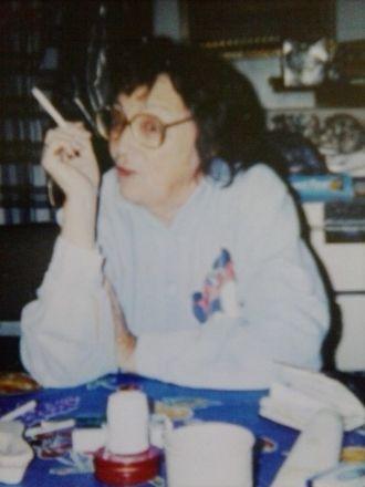 A photo of Doris Elaine (Allison-Engle) Phegley
