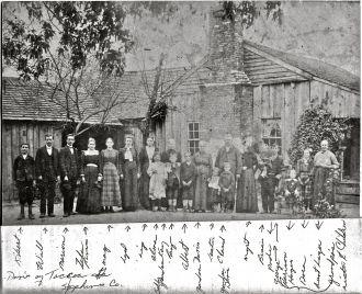 Davis Family, Georgia