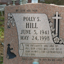 Polly Collett Sizemore Gravesite