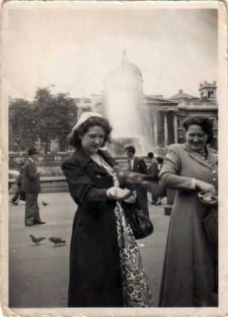 Rita O'Grady & Lottie Leveson