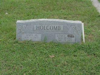 Loyce  Holcomb