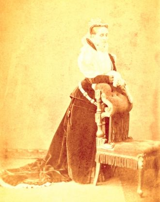Mary Ann (Macfarlane) Plews