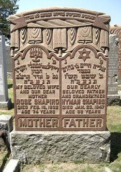 Hyman Shapiro Gravesite