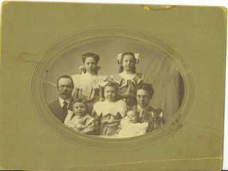 FRANK DONOVAN & FAMILY