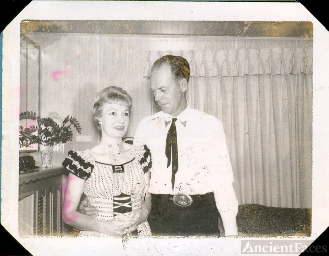 Betty and Carl Eagler