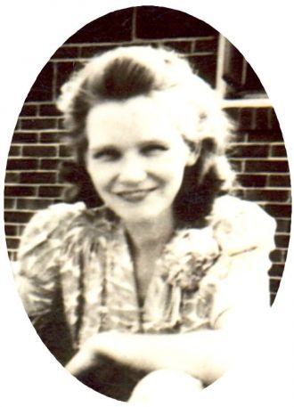 Eva Berniece Bowen Harrelson