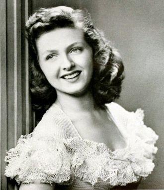 Arlene Wagstaff, Athens Ohio, 1946