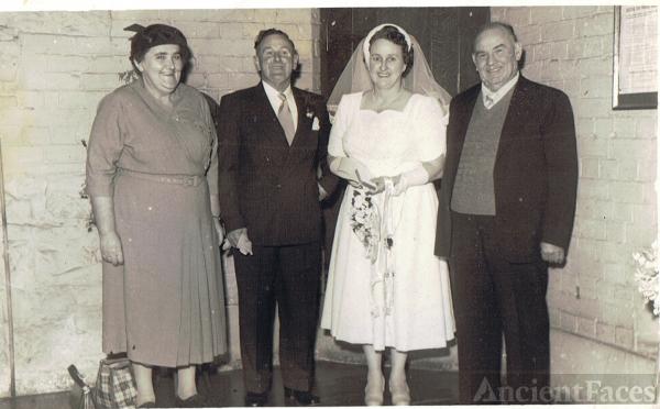Gladys Kavanagh's & Wilfred Kirkbride