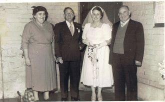 A photo of Gladys Nellie (Kavanagh) Kirkbride