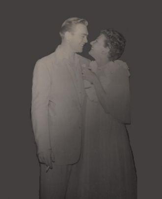 Dort W Clark and Mary Martin