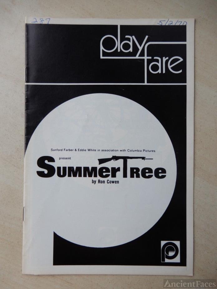 "Leonard ""Lenny"" Baker, Summertree"