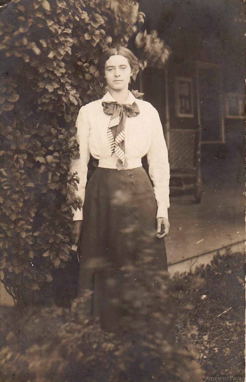 Mable Irene (Matthews) Reeder
