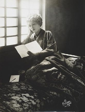 A photo of Mary Pickford