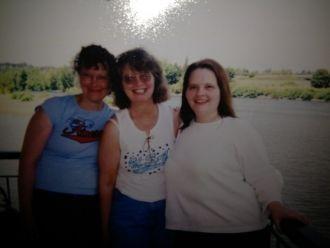 Margie, Jeannie, & Karen Sodervick, Oregon