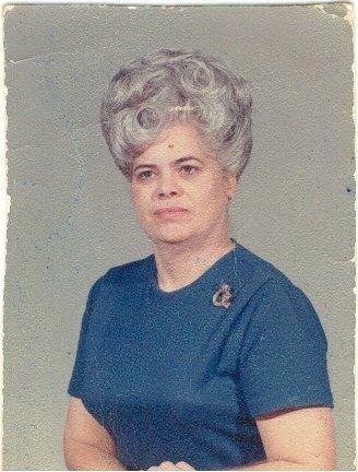 """A photo of Clarice """"Joy"""" Evans"""