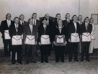 Masons, Indiana 1965