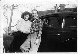 James & June Dennis