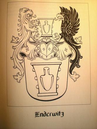 Enderwitz Family Crest