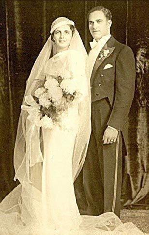 Wedding of Mr. and Mrs. Joseph LaPorta
