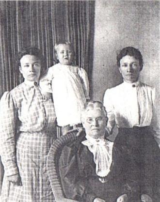 May Groendyke (1866-1950)