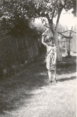 Carole Ann Nelson abt 1948