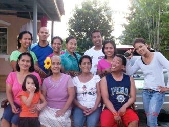 Zuñiga Family, Philippines