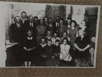 Sadie Kennedy Spencer family
