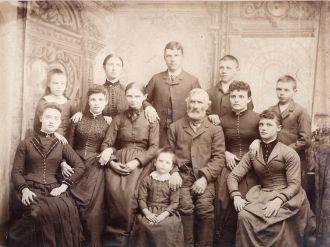 Hensler Family