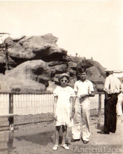 Marjorie and Robert Deel