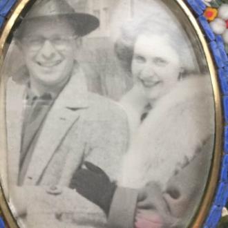 Joan and Saul Erdman