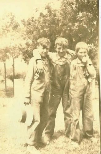 Granville Ingram, Roy E. Sheeks, & Emery Sheeks