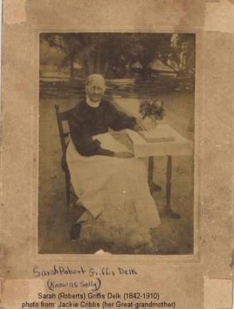 Sarah Roberts b 1849 do John T. Roberts