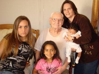 Orrin  Irvine and Family