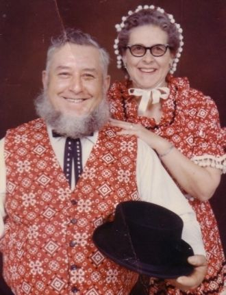 Russell D. Childers & Mary Ellen Childers