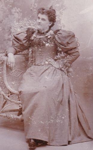 Mabel Wilcox Edgerton