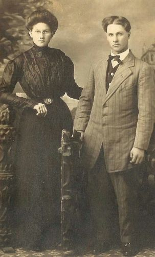 A photo of Mary Viola (Amelang) Brookshier-Weineke