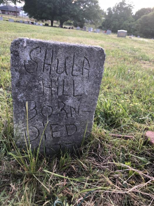 Shula Hill Gravesite