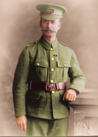 William Charles Tame 1870-1917